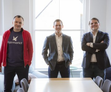 Fairmarkit Founders